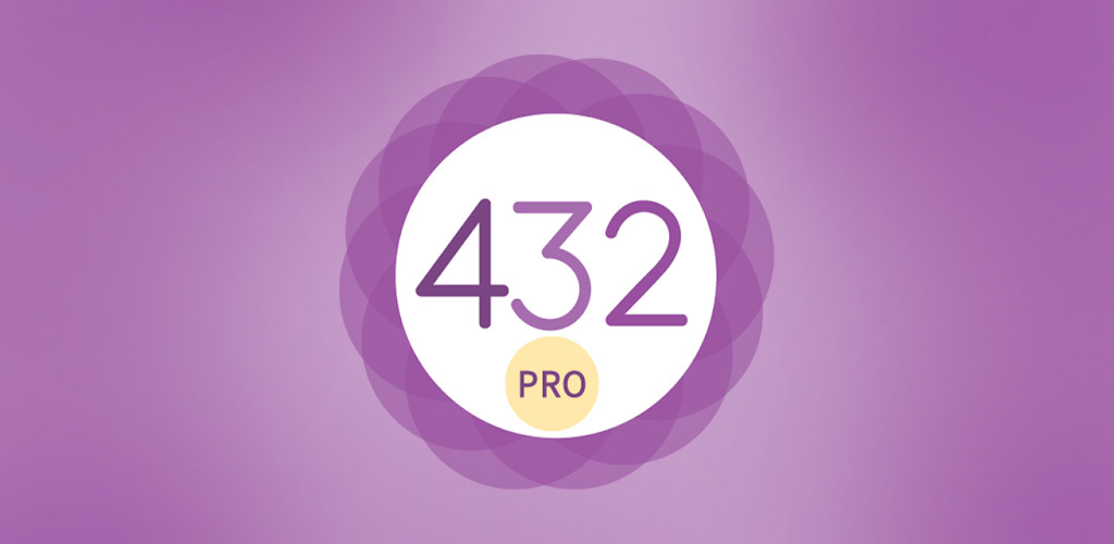 دانلود A 432 Player 24.9 - اپلیکیشن پلیر صوتی قدرتمند 432 برای اندروید