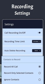 Automatic Call Recorder Latest (ACR)-6