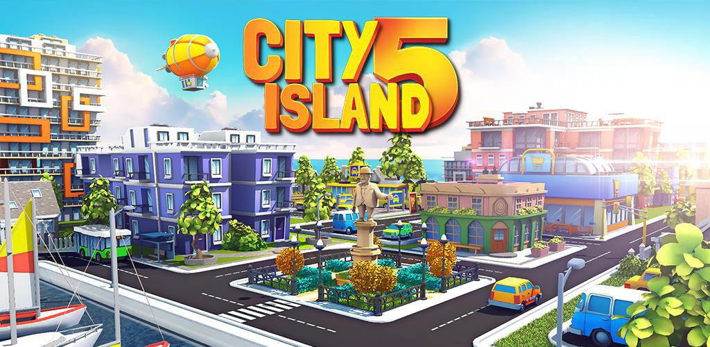 دانلود City Island 5 2.7.0 – بازی شهرسازیسیتی ایسلند 5 برای اندروید