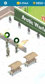 بازی اندروید Idle Army Base