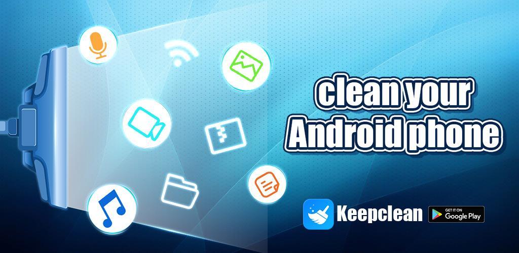 KeepClean-Cleaner-Faster