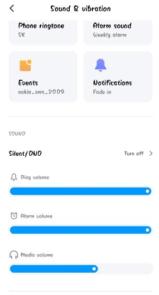 برنامه اندروید MIUI Messaging
