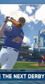 بازی اندروید MLB Home Run Derby 2020