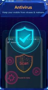 برنامه اندروید Nox Security