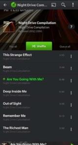 برنامه اندروید PlayerPro Music Player