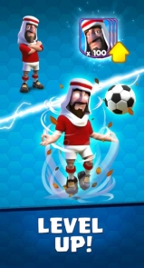 بازی اندروید Soccer Royale Football Stars‏