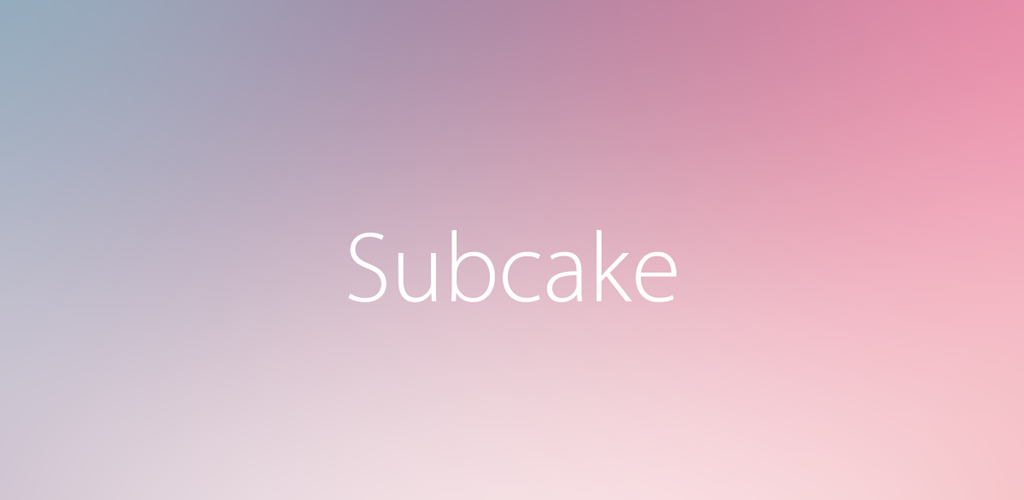 Subcake – Add Subtitle to Video, Subtitle Maker