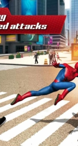 بازی اندروید The Amazing Spider-Man 2