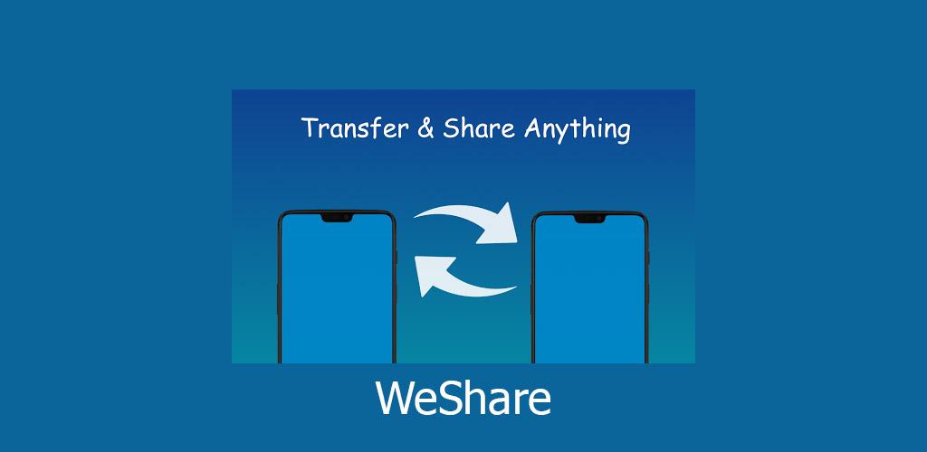 دانلود WeShare 2.3.30 - اپلیکیشن اشتراک گذاری پوشه ها برای اندروید