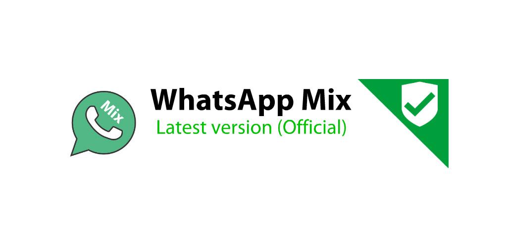 دانلود WhatsApp Mix 8.30 - اپلیکیشن واتس اپ میکس برای اندروید