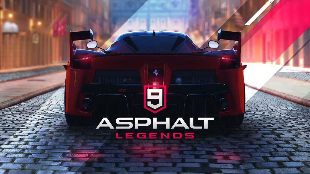 دانلود Asphalt 9: Legends – بازی آسفالت 9 اندروید