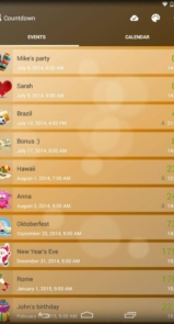 Countdown Days App&Widget-9