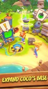 دانلود Crash Bandicoot Mobile – بازی کراش باندیکوت اندروید