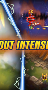 دانلود  HAWK– بازی هواپیمای جنگی هاوک اندروید