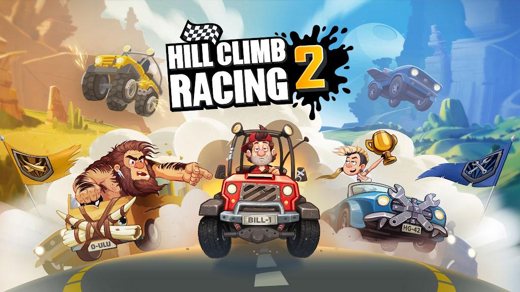 دانلود Hill Climb Racing 2 – بازی مسابقه تپه نوردی اندروید + مود