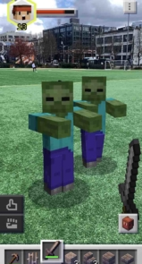 دانلود Minecraft Earth – بازی ماینکرافت ارث اندروید