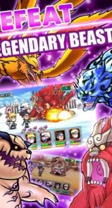 دانلود  Ninja Rebirth - Monster Legend– بازی بازگشت نینجا اندروید