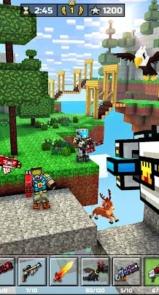 دانلودPixel Gun 3D - بازی پیکسل گان اندروید + مود