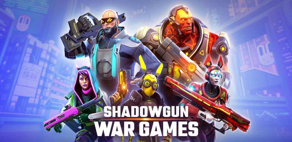 دانلود Shadowgun War Games – بازی شوتر آنلاین شادوگان اندروید