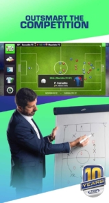 دانلود Top Eleven 2020 – Be a Soccer Manager – بازی فوتبال یازده برتر اندروید + مود