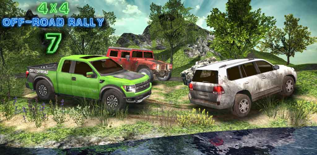Off-Road Rally 4×4