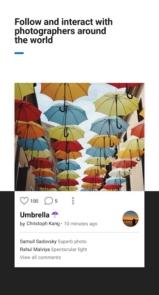 دانلود 500px 6.6.1 – اپلیکیشن شبکه اجتماعی عکاسان برای اندروید