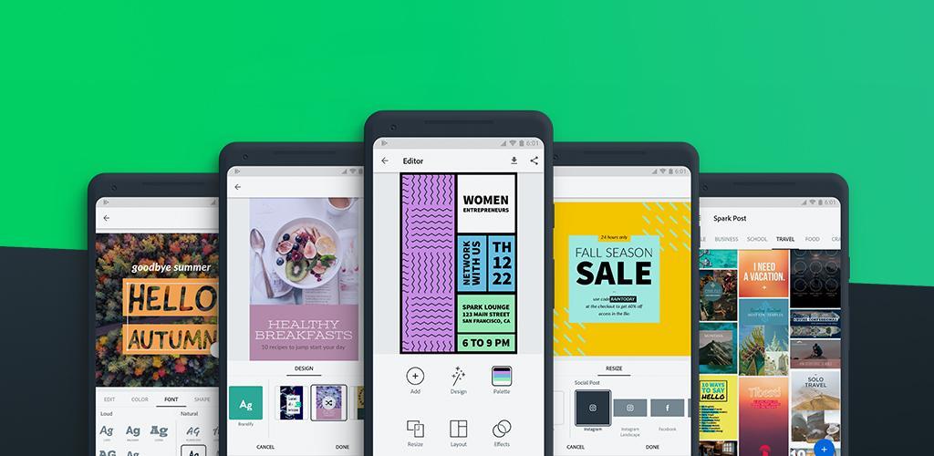 Adobe-Spark-Post-Graphic-design-made-easy-Premium