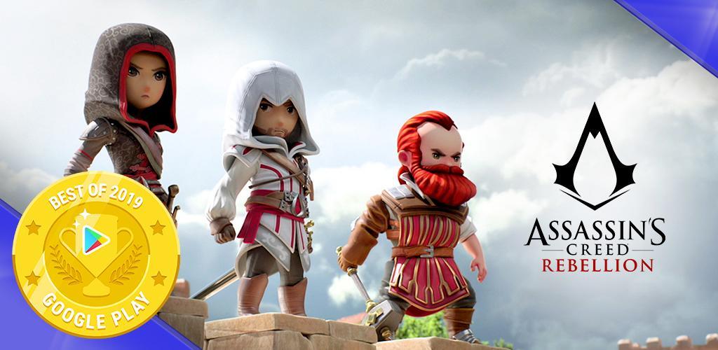 دانلود Assassin's Creed: Rebellion– بازی اساسینز کریداندروید