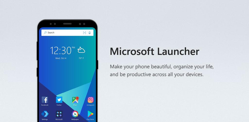 Microsoft-Launcher