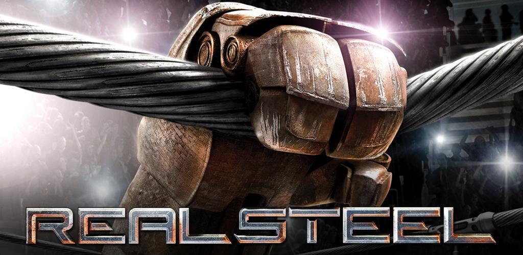 دانلود Real Steel HD –بازی بوکس آهنین اندروید + مود
