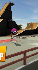 دانلود Stickman Skate Battle – بازی نبرد آدمک اسکیت باز اندروید + مود