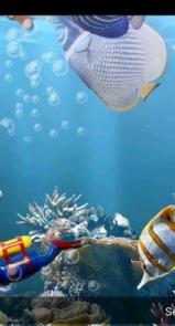 The real aquarium - Live Wallpaper-9