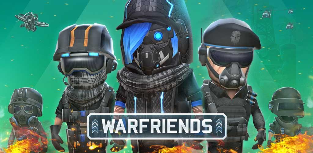 دانلود WarFriends – بازی اکشن نبرد دوستان برای اندروید
