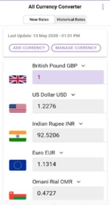 All Currency Converter Pro - Money Exchange Rates-1