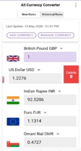 All Currency Converter Pro - Money Exchange Rates-4
