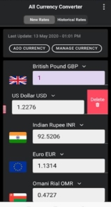 All Currency Converter Pro - Money Exchange Rates-7