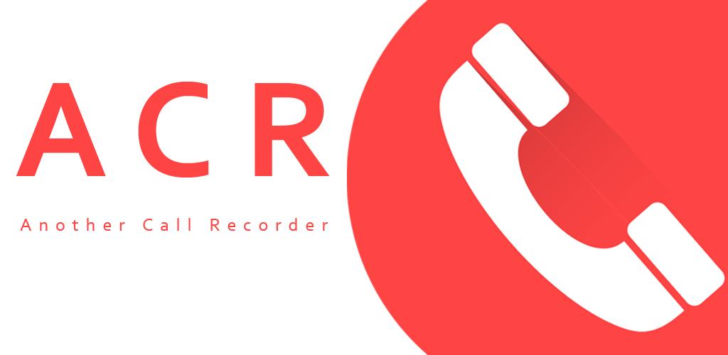 Call Recorder - ACR-Cover