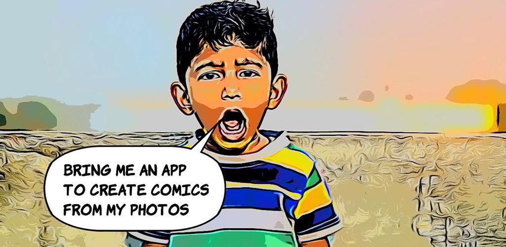 Comics-and-cartoon-maker-Cover