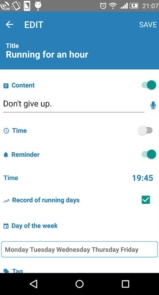 Daily check Routine Work-6