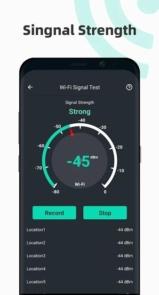 Free Internet speed test - SpeedTest Master-4