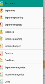 Home Bookkeeping Spending Tracker, Money Manager-1