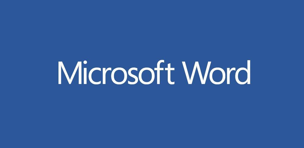 Microsoft Word-Cover