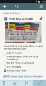 Note Manager Notepad app with lists and reminders-6