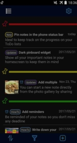 Note Manager Notepad app with lists and reminders-7