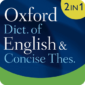 Oxford Dictionary of English & Thesaurus-Logo