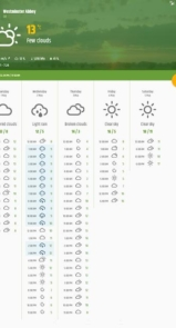 Simple weather & clock widget (no ads)-13