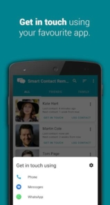 Smart Contact Reminder Call, messages-5