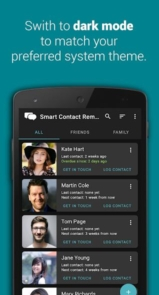 Smart Contact Reminder Call, messages-7