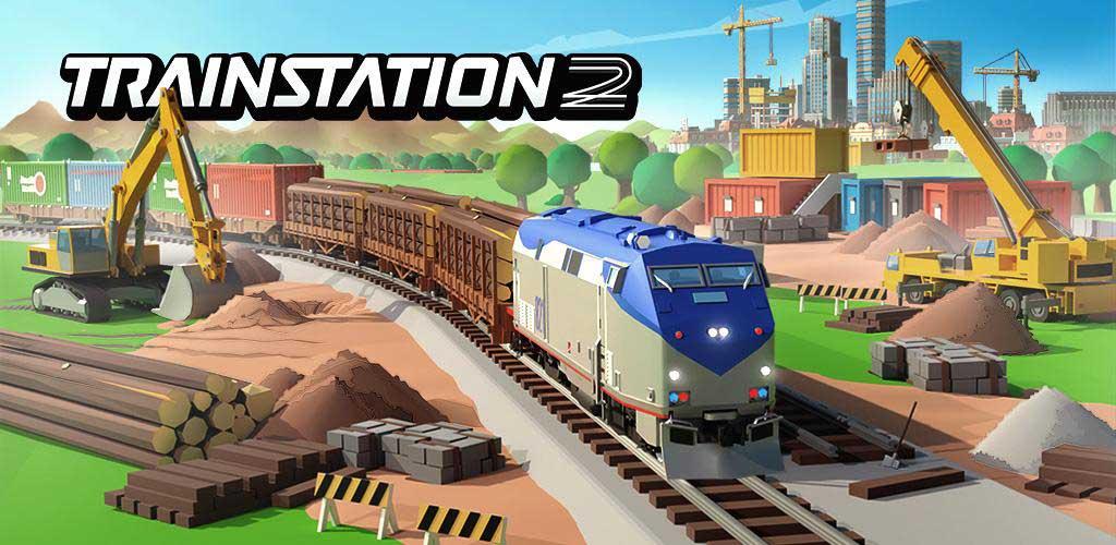 دانلود Train Station 2 –بازیایستگاه قطار 2 اندروید