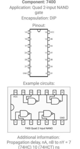 Electronic Component Pinouts Free-7